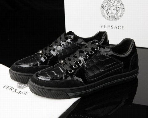 78b755a4cf52 Versace chaussure Montant Homme Marque Basket De twpEqwUA in ...